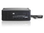 HP DAT 160 USB2.0 Tape Drive, Ext. (DAT 80  / 160Gb incl. Yosemite Server Backup Basic 1 data ctr, 1 cln ctr usb cabl OBDR) analog Q1581A